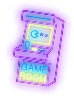 Secret Game Room